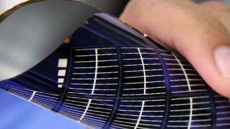 plastic zonnepanelen